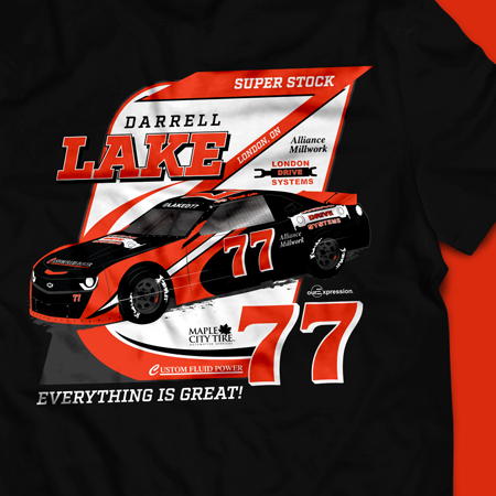 Darrell Lake Apparel